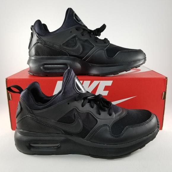 Nike Shoes Air Max Prime Mens Athletic All Black Poshmark